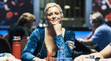 Vanessa Kade's U.S. Poker Open $25,000 NLH run ends in fifth place