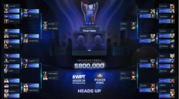WPT Heads Up Championship: Ivey vs Chidwick headlines quarterfinal matchups