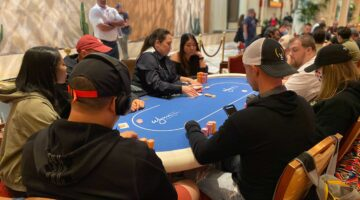 Maria Ho, Ari Engel among Wynn Millions Day 4 chip leaders