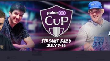 PokerGO Cup kicks off today at PokerGO Studio