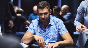 Sean Perry: Poker's newest villain comes up just short of a PokerGO Cup Event #1 win