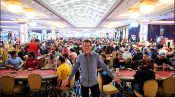 WPT DeepStacks Venetian sets new first place prize money record for the tour