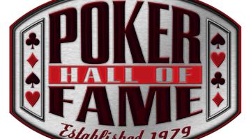 poker hall of fame phof logo