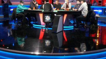 Event 19 final table Phil Hellmuth Anthony Zinno (Image: Haley Hintze)