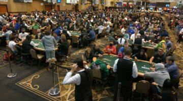 Millionaire Maker Event 17 Day 1B Pavilion (Image: Haley Hintze)